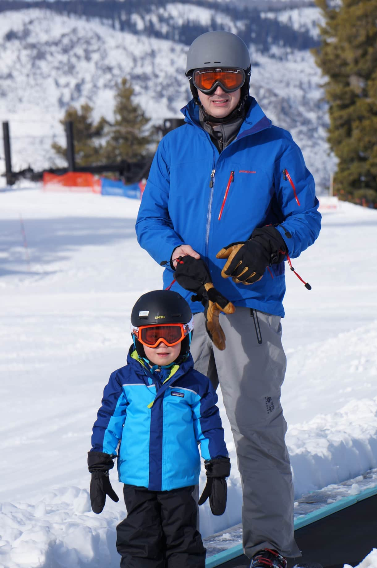 Bear Valley - a great place to learn to ski
