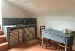 Arte - kitchenette downstair - Miggiano - Salento