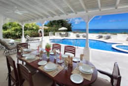 Exclusive Private Villas, Fosters House (BR114) - Outside dining