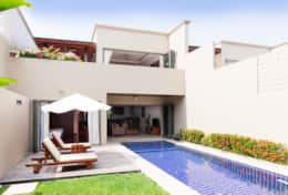 This luxury pool villa with private swimmingpool is located in one of the best areas in Bang tao.