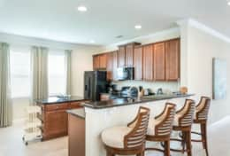 Exclusive Private Villas, 6 Bedroom Encore Resort Vacation Rental (ENC110) - Kitchen1