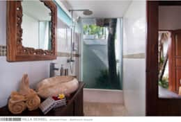 Villa Sensel - Ground Floor - Bathroom Guests - 1A