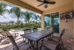 Exclusive Private VIllas, 6 Bedroom Modern Encore Villa (ENC133) - Lanai2