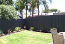 Henley Palms- Back Garden Area