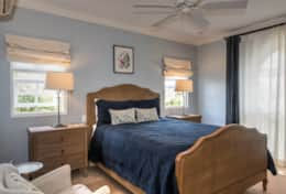 Exclusive Private Villas, Sugar Cane Ridge 4 (BC100) - Guest Bedroom