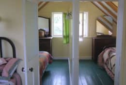 Upstairs Bedrooms